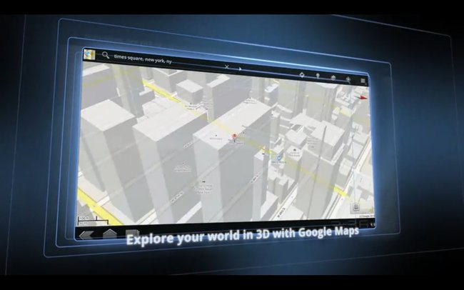 VIDEO: Google details Android 3.0 Honeycomb - photo 8