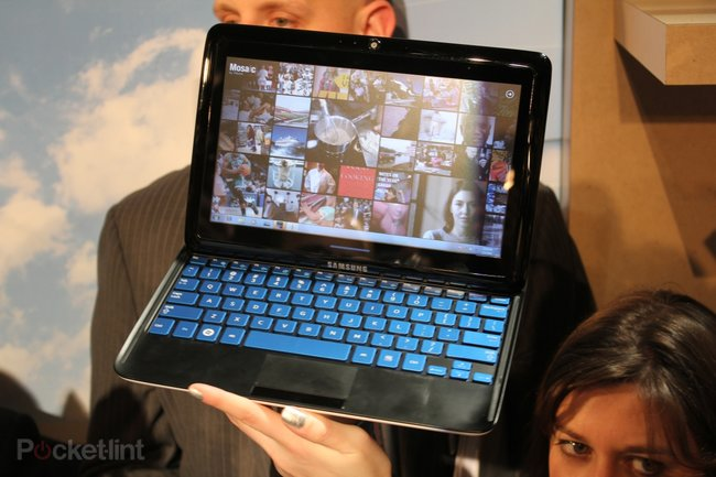 Samsung TX100 tablet PC - photo 2