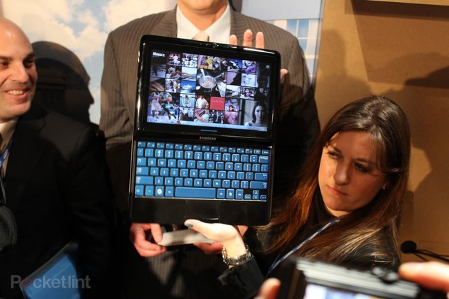 Samsung TX100 tablet PC - photo 3