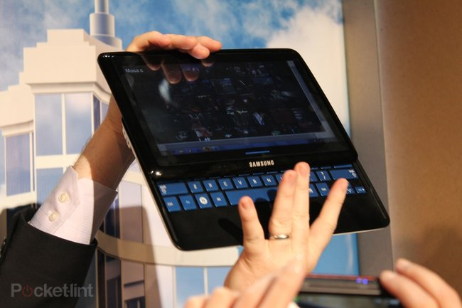 Samsung TX100 tablet PC - photo 6