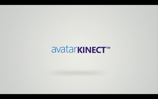 Avatar Kinect brings face recognition to your Xbox 360 Avatar - photo 4