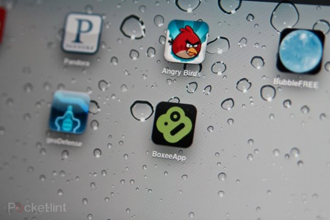 Boxee for iPad app hands-on - photo 1