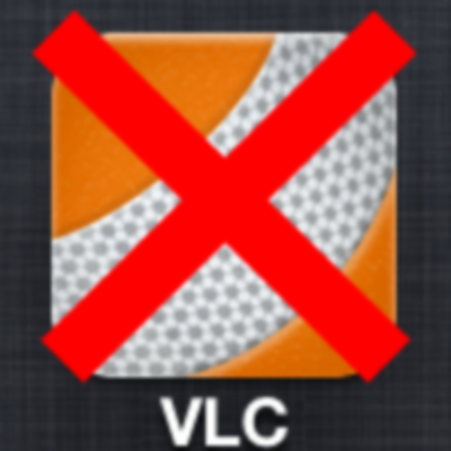 VLC for iPhone and iPad pulled from the App Store - photo 1
