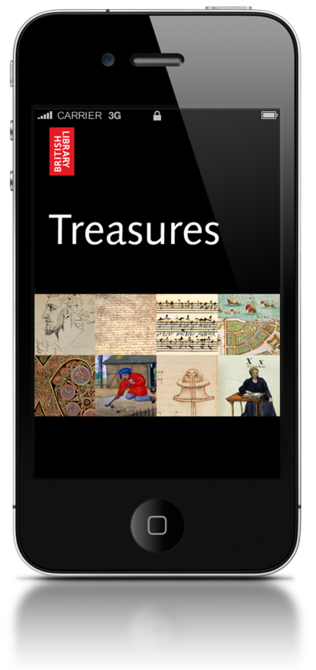 APP OF THE DAY - British Library: Treasures (iOS and Android) - photo 4