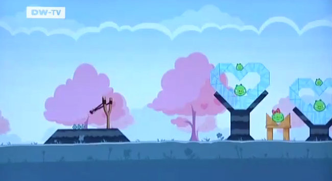 Angry Birds Valentine coming on 14 February (natch) - photo 2