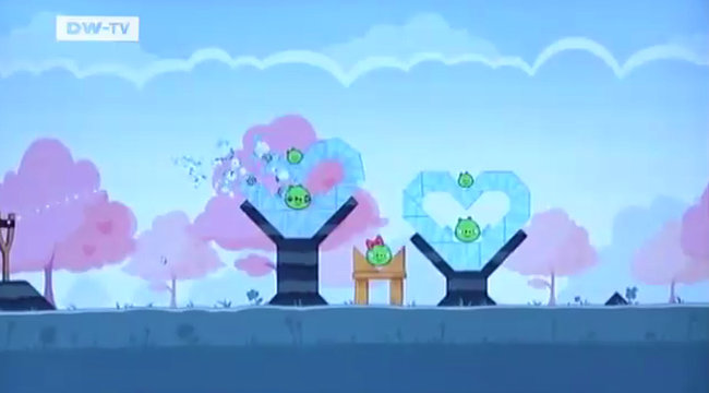 Angry Birds Valentine coming on 14 February (natch) - photo 4