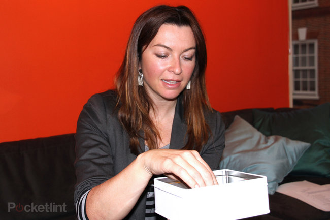 Pocket-lint Tech Tin Test: Suzi Perry reveals all - photo 2