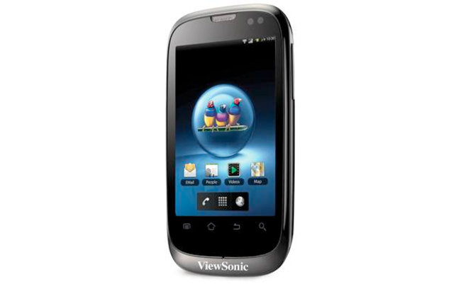 Viewsonic Dual-SIM Android smartphone lets you work and play - photo 1
