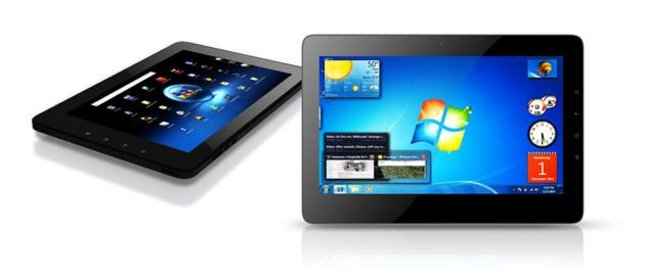 Viewsonic Dual-SIM Android smartphone lets you work and play - photo 2