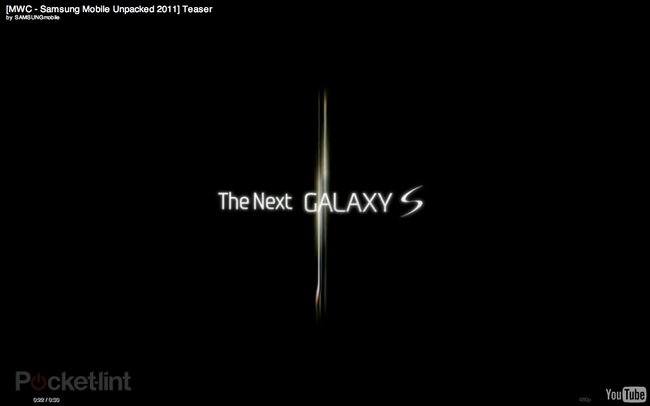 Samsung Galaxy S 2 confirmed in Samsung video - photo 3