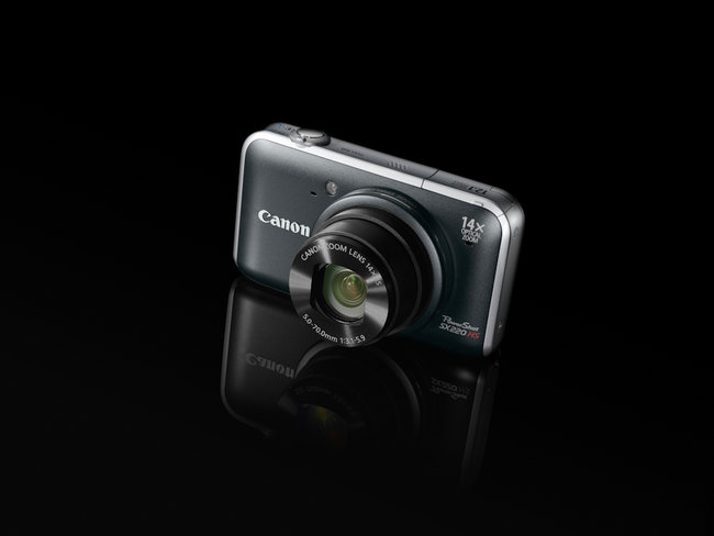 Canon PowerShot fires in two compact super-zooms - photo 2