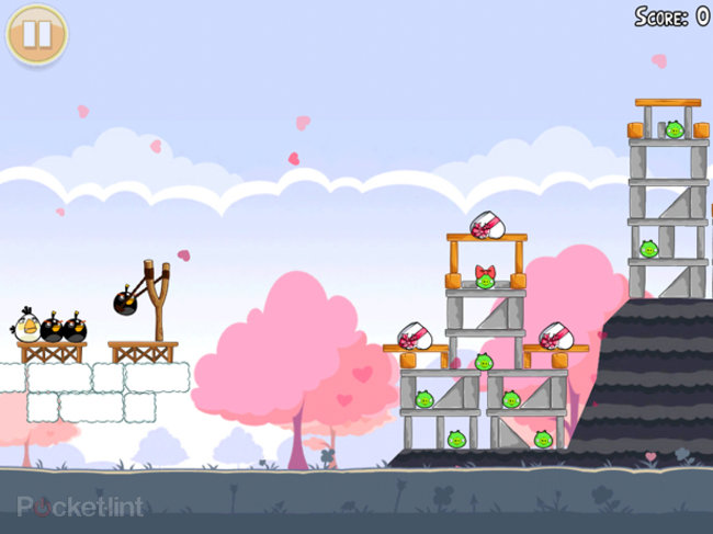 APP OF THE DAY: Angry Birds Seasons review (iPad / iPhone / iPod touch / Android) - photo 2
