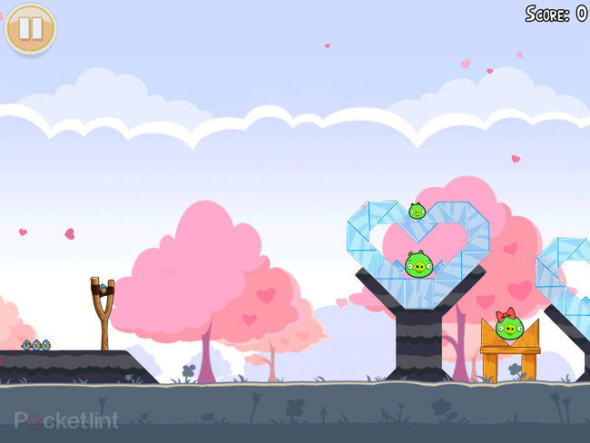APP OF THE DAY: Angry Birds Seasons review (iPad / iPhone / iPod touch / Android) - photo 5