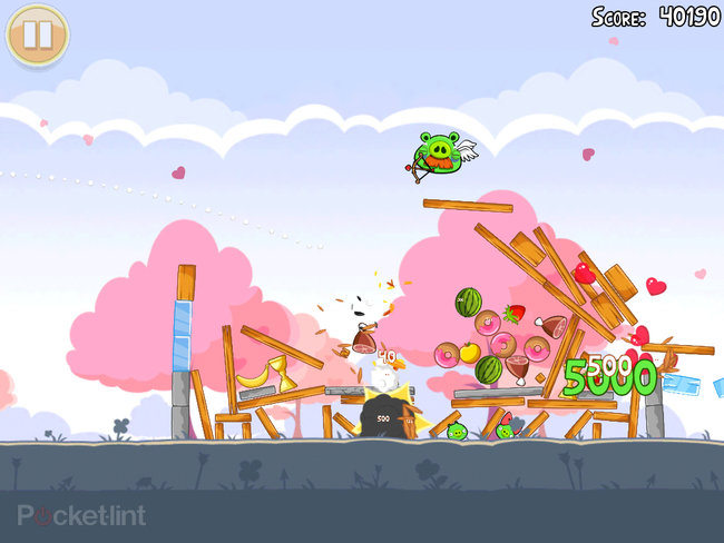 APP OF THE DAY: Angry Birds Seasons review (iPad / iPhone / iPod touch / Android) - photo 8