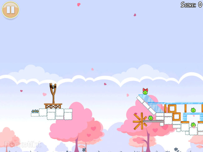 APP OF THE DAY: Angry Birds Seasons review (iPad / iPhone / iPod touch / Android) - photo 9