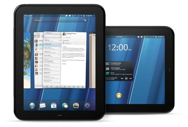HP Veer, Pre3 and TouchPad webOS devices unveiled - photo 22