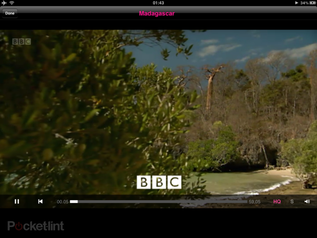 BBC iPlayer for iPad hands-on - photo 17