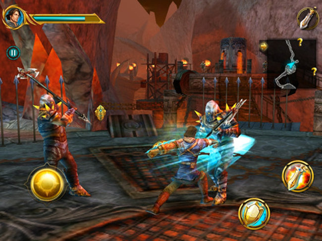 APP OF THE DAY: Sacred Odyssey: Rise of Ayden HD review (iPad) - photo 17