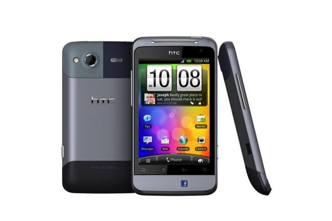 HTC Salsa and ChaCha phones dance with Facebook - photo 3