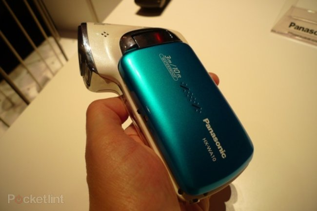 Panasonic HX-WA10 hands-on - photo 1