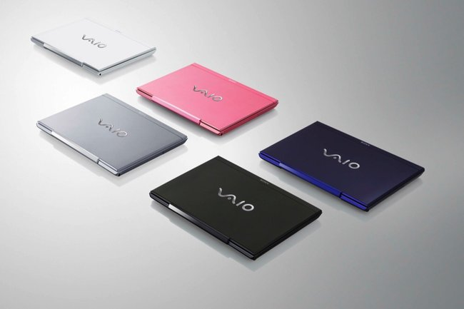 Sony Vaio S Series and C Series laptops refreshed, now glow - photo 22