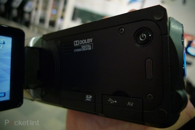 JVC GS-TD1 hands-on - photo 15