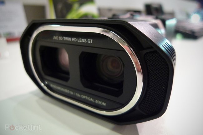 JVC GS-TD1 hands-on - photo 18