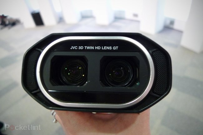 JVC GS-TD1 hands-on - photo 5