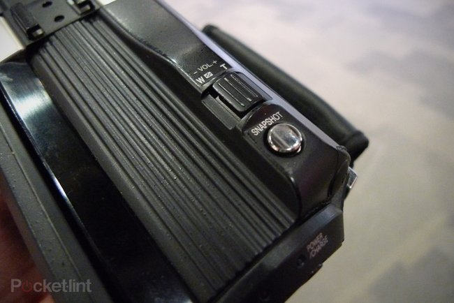 JVC GS-TD1 hands-on - photo 7