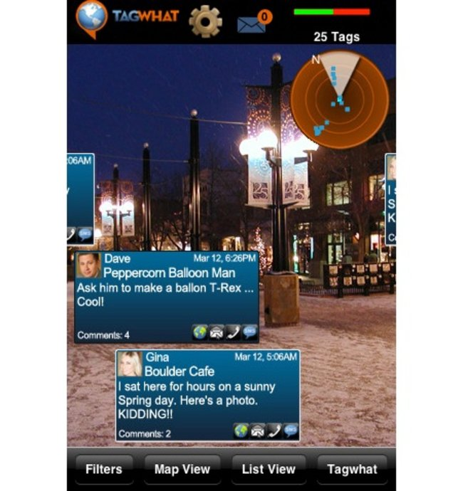 APP OF THE DAY: Tagwhat review (iPhone/Android) - photo 2