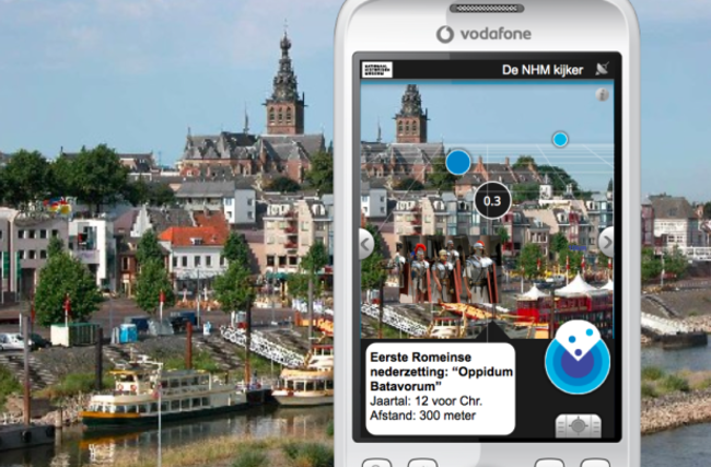 Augmented reality in action - travel and tourism - photo 1