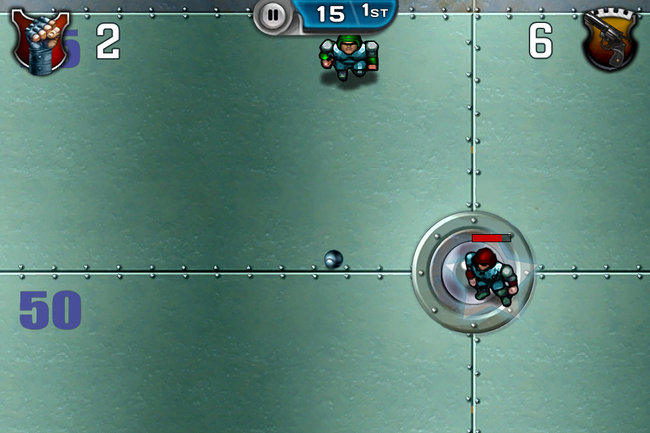 Speedball 2: Evolution iPad / iPhone hands-on - photo 34
