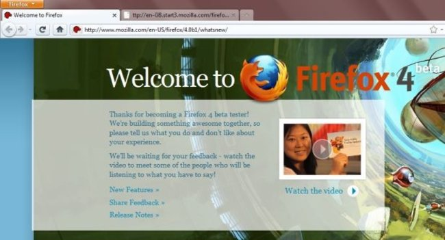 Firefox 4 to be final major Mozilla update - photo 2