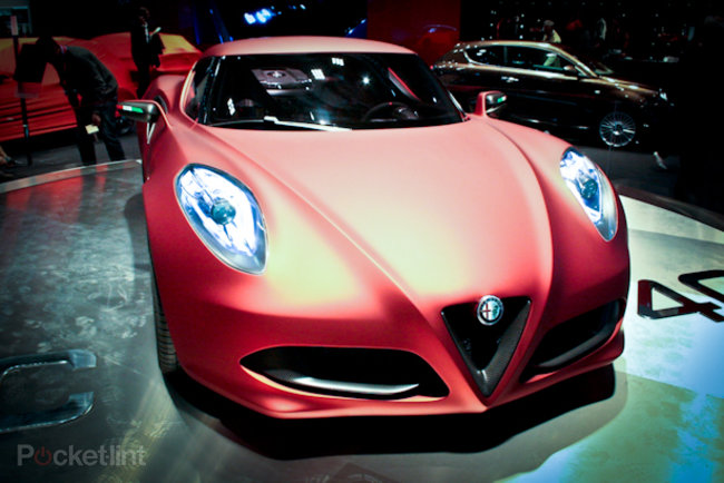 The cars of the 2011 Geneva motor show - photo 1