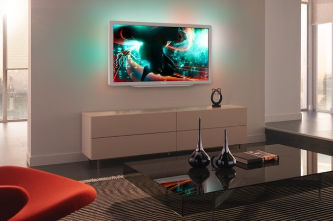 Philips 9000 TV range is Full HD 3D heavy man - photo 2