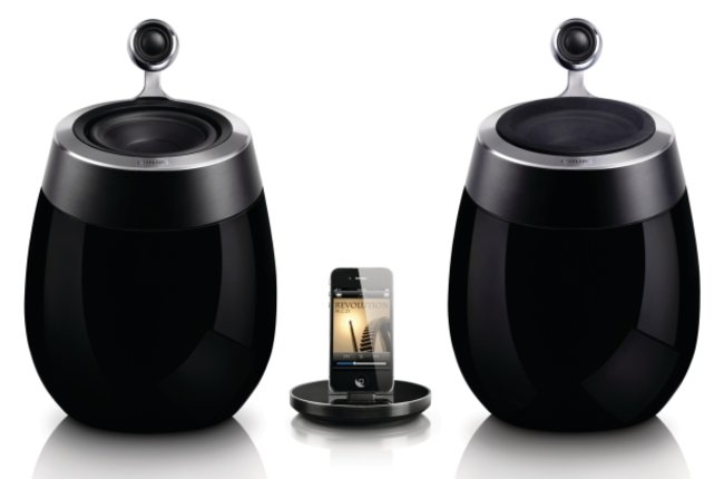 Philips Fidelio SoundSphere adds Apple Airplay - photo 1