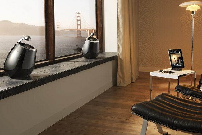 Philips Fidelio SoundSphere adds Apple Airplay - photo 2