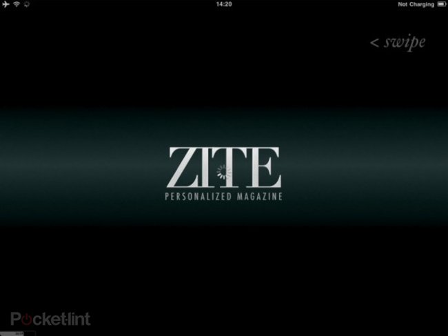 APP OF THE DAY - ZITE review (iPad) - photo 1