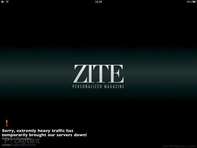 APP OF THE DAY - ZITE review (iPad) - photo 10