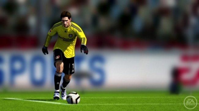 7 days living with... FIFA 11 - photo 3