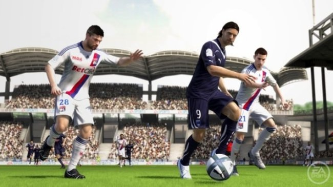 7 days living with... FIFA 11 - photo 6