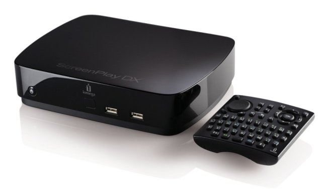 Iomega ScreenPlay DX HD streaming into your living room - photo 1