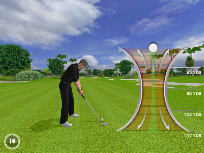 APP OF THE DAY: Tiger Woods PGA Tour 12 review (iPad / iPhone / iPod touch) - photo 10