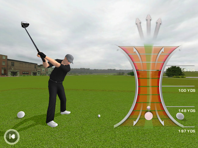 APP OF THE DAY: Tiger Woods PGA Tour 12 review (iPad / iPhone / iPod touch) - photo 21