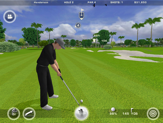APP OF THE DAY: Tiger Woods PGA Tour 12 review (iPad / iPhone / iPod touch) - photo 9