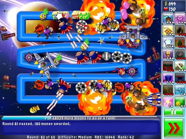 Then Came Bloons Tower Defense Was Called Before