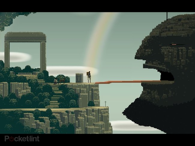 APP OF THE DAY - Superbrothers: Sword & Sworcery EP (iPad, iPad 2) - photo 7