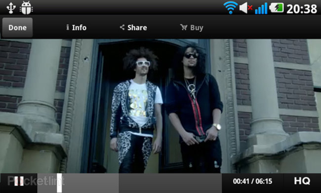APP OF THE DAY: Vevo review (Android)   - photo 2