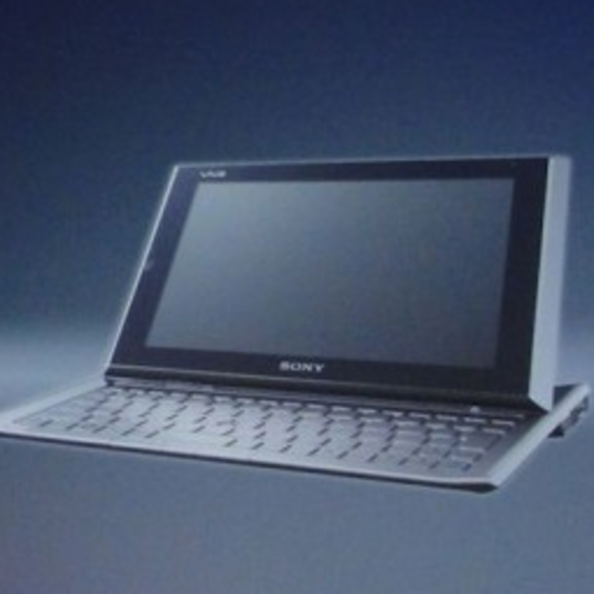 Sony Vaio Slider teased at tablet event - photo 1
