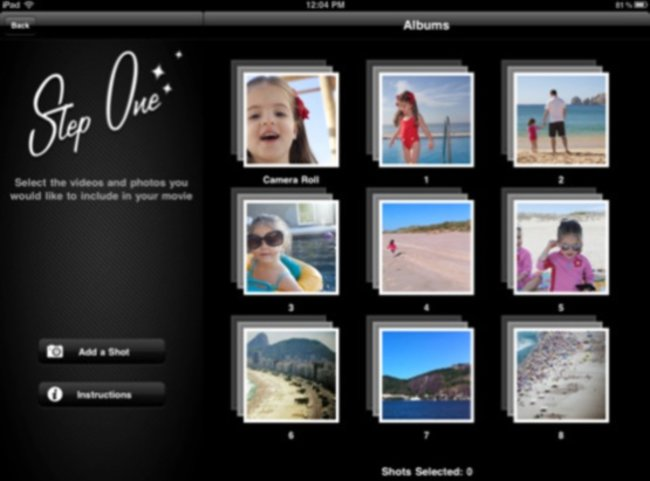 APP OF THE DAY: Videolicious review (iPad/iPhone) - photo 3
